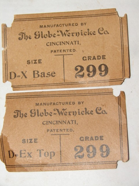 robinson s antiques hardware ice box labels